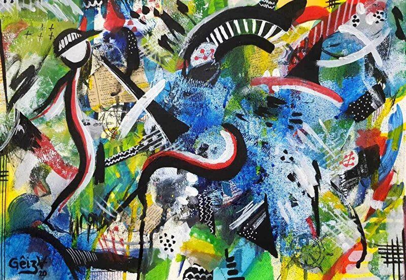 Beyond Imagination by Geiza Barreto / Brazil