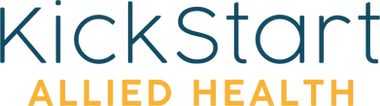 KickStart Allied Health Logo Text.png