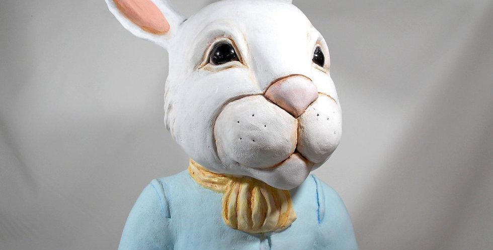OOAK White Rabbit Alice in Wonderland Indoor/Outdoor prop