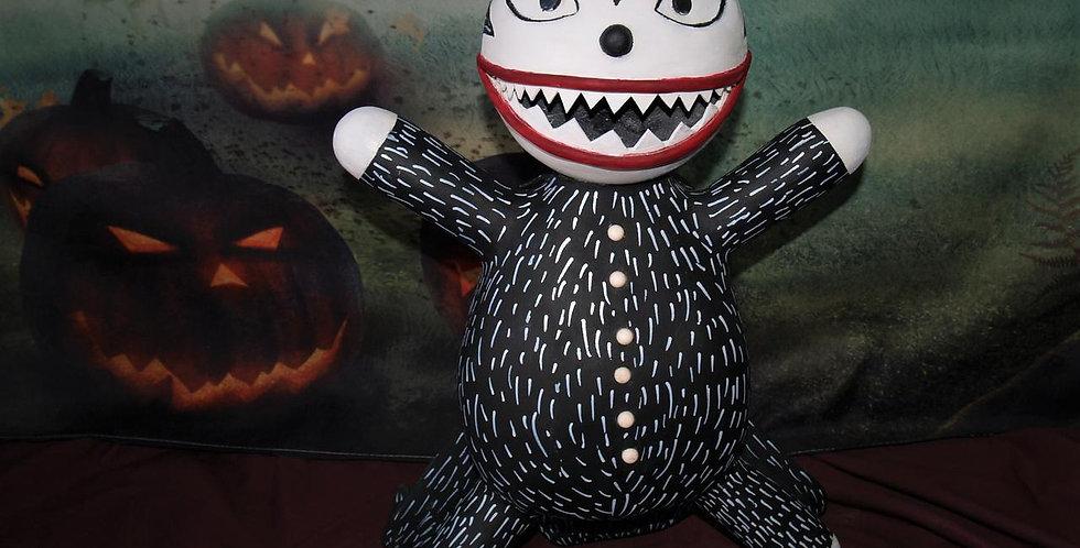 Scary Teddy Nightmare Before Christmas Prop OOAK