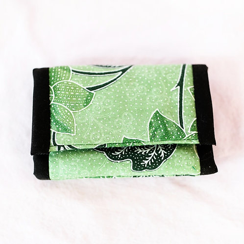 Essential Oil Travel Pack - African Print: Green Flowers