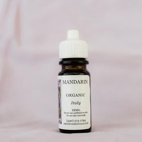 Mandarin (Organic)