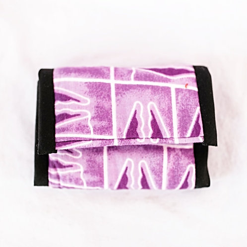 Essential Oil Travel Pack - African Print: Lavender/White/Black