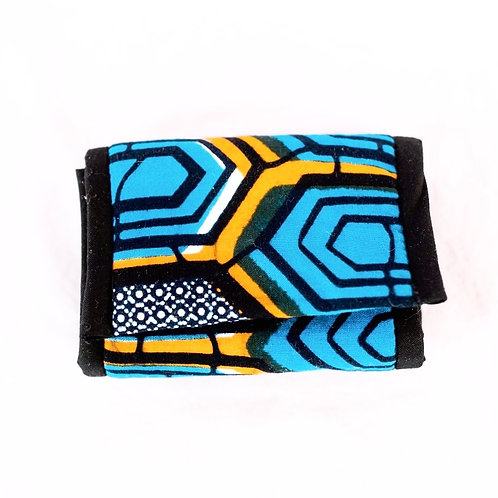 Essential Oil Travel Pack - African Print: Cayenne/Gold/Black