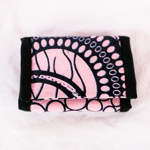 Essential Oil Travel Pack - African Print: Pink/Black