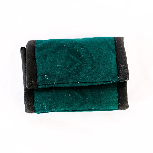 Essential Oil Travel Pack - Green/Black Velvet