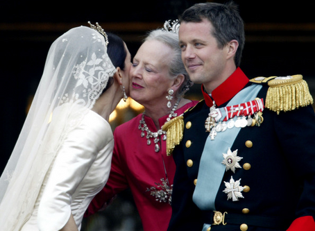 The Wedding of Mary Donaldson