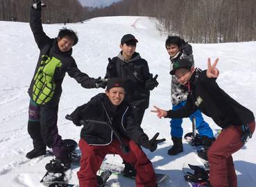 スキー旅行!