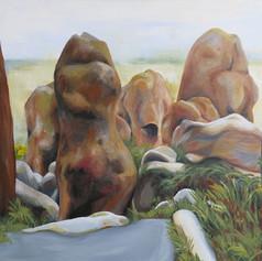 Hanging Rock I