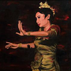 Balinese Dancer III