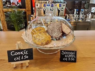 Cookies und Schoogwürfel von Sportster24