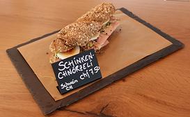 Schinken Sandwich von Sportster24