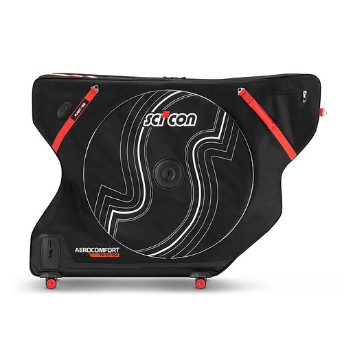 SCICON - Fahrradkoffer AeroComfort 3.0 TSA Triathlon