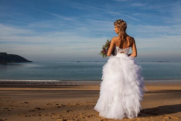 Robe de mariée location et création