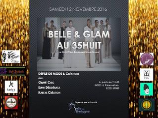 """Défilé de Mode """" Belle et Glam"""""""