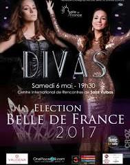 Elphi Désidérata, prix du meilleur costume régional. Belle de France - Beauty Pageant 2017