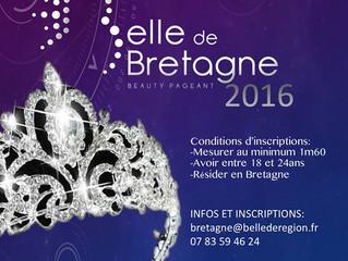 Belle de Bretagne 2016