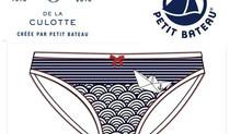 Elphi Désidérata participe au concours les 100 ans de la culotte petit bateau