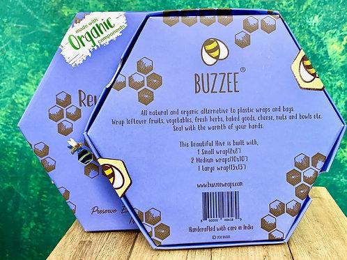 Eco Mom Collection...Buzzee Reusable Food Wrap