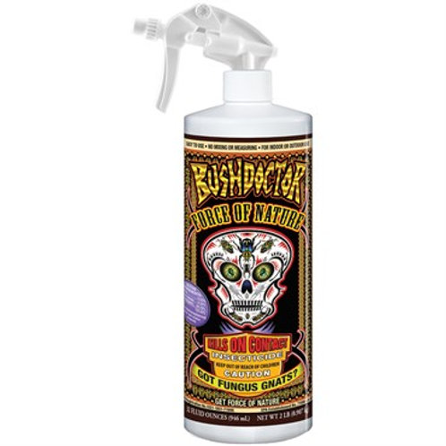 FoxFarm® Bush Doctor® Force of Nature® Insecticide - 32oz Ready to Use