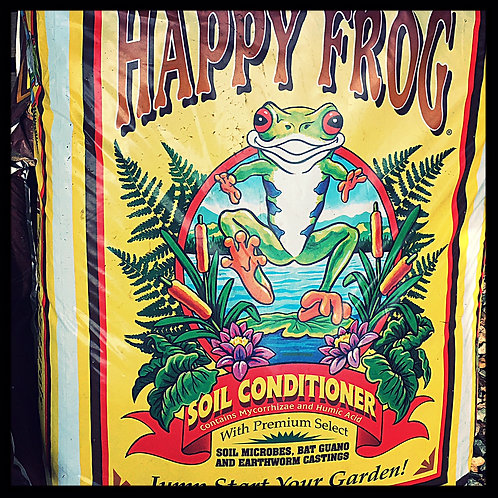Happy Frog Soil Conditioner 3 cubic feet