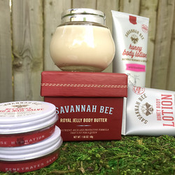 honey body products