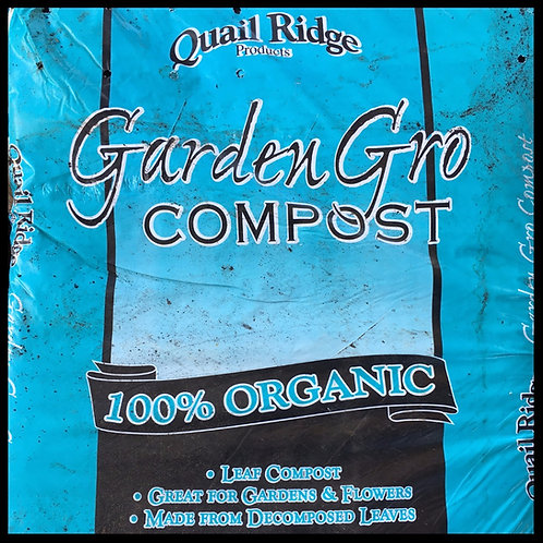 Leaf Compost 1 cubic foot