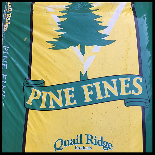 Pine Fines 3 cubic feet