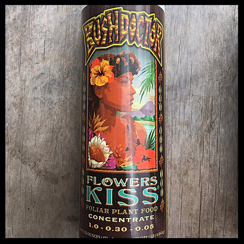 Fox Farm Bush Doctor Flowers Kiss