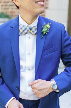 sharply dressed