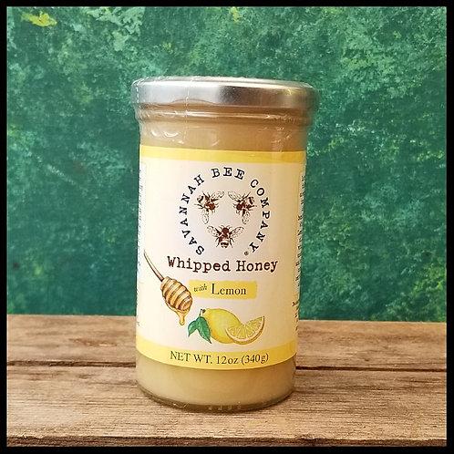 Whipped Honey...Lemon