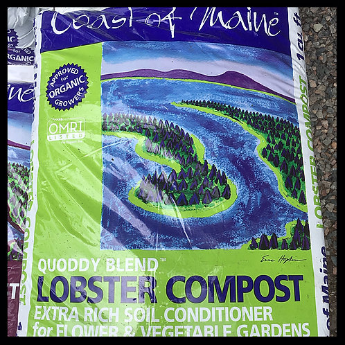 1fc Quoddy Blend...Lobster Compost