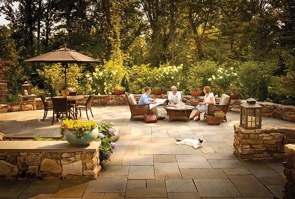 landscaping, patio designs