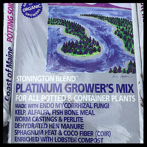 1cf Stonington Blend...Grower's Mix