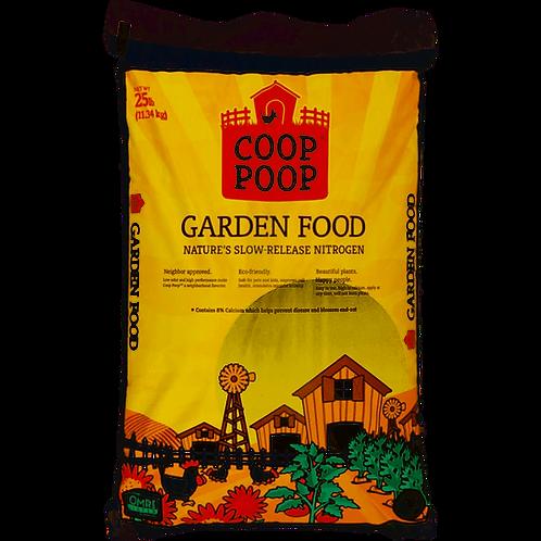 Coop Poop Garden Food #25