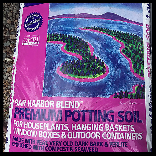8qt Bar Harbor Blend...Premium Potting Soil