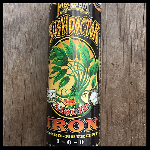 Fox Farm Bush Doctor Liquid Iron