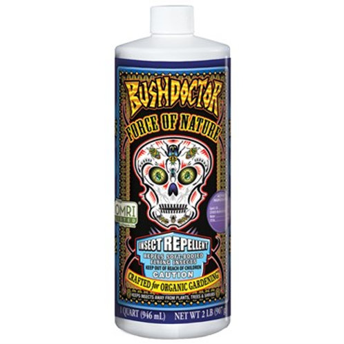 FoxFarm® Bush Doctor® Force of Nature® Insect Repellent - 32oz