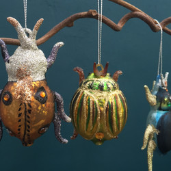 be-jewelled bugs