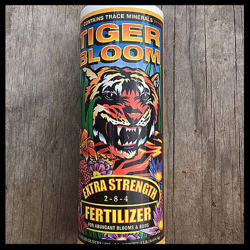 Fox Farm Tiger Bloom Liquid Plant Food Concentrate