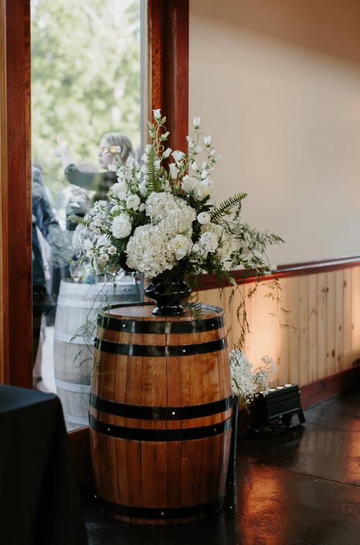 barrel arrangement