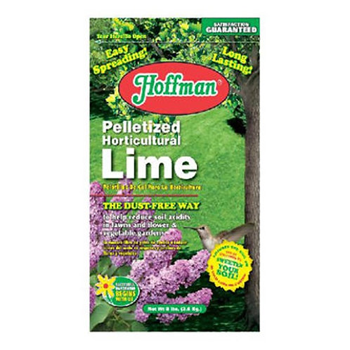 Hoffman Garden Lime 8lb pelletized