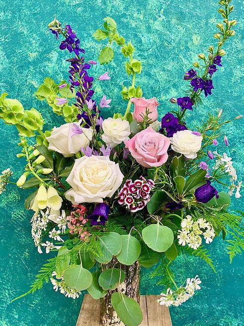 Local Flower Arrangement...$75
