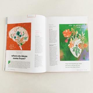 UPPERCASE MAGAZINE: Where Do Ideas Come From?