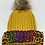Thumbnail: Mustard Cozy Crown Cap