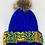 Thumbnail: Blue Cozy Crown Cap