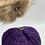 Thumbnail: Purp Cozy Crown Cap