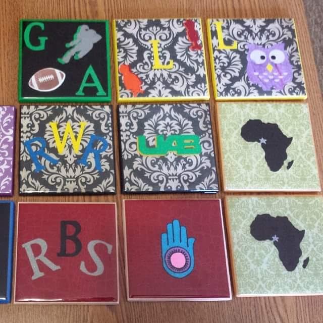 Custom Coasters