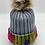Thumbnail: Gray Cozy Crown Cap