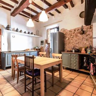 Can Fressa - shared kitchen